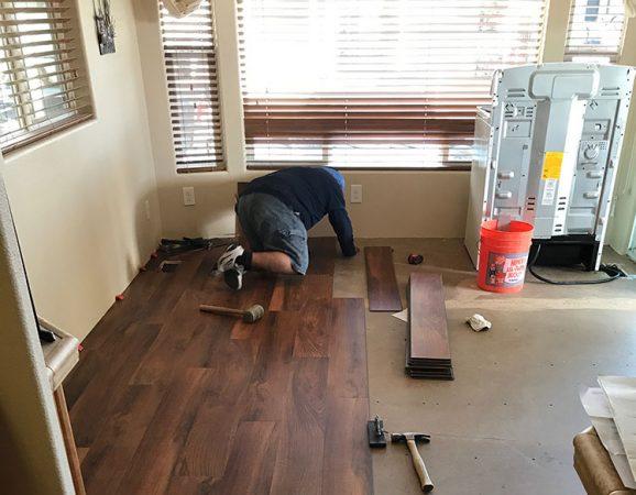 flooring installation Chandler AZ